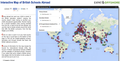 British Schools Abroad